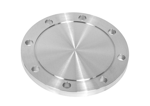BLANK FLANGE WITH GROOVE Cover Image