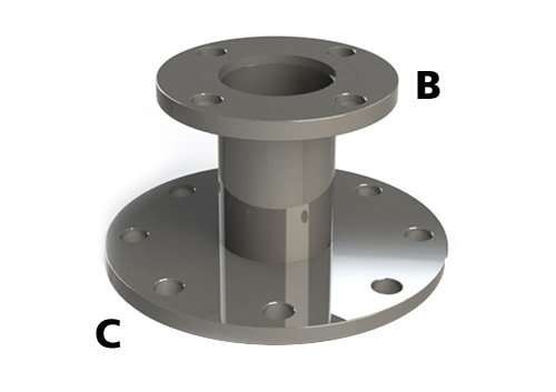 FIXED REDUCER WITH GROOVE Cover Image