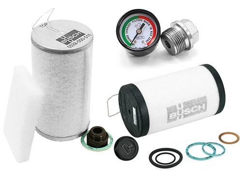 OIL FILTERS - PARTS Cover Image
