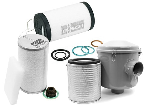 BUSCH FILTERS - TRAPS - PARTS Cover Image