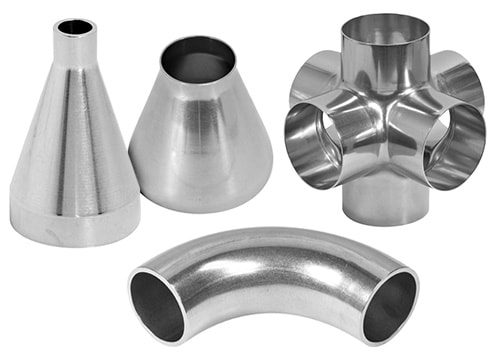 Fittings, Flanges, and Hardware | Ideal Vacuum