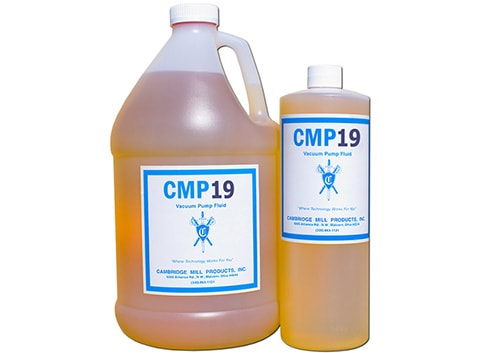 CMP 19 PUMP OIL Cover Image