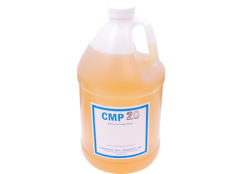 CMP 20 PUMP OIL Cover Image