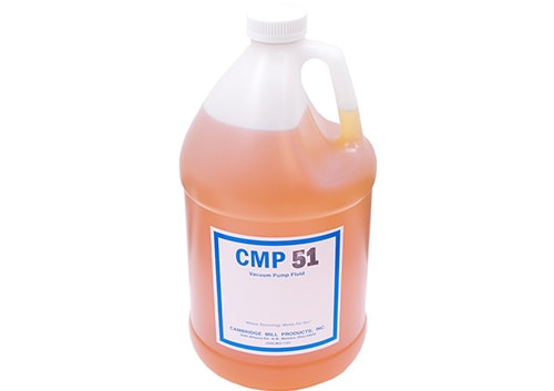 CMP 51 PUMP OIL Cover Image