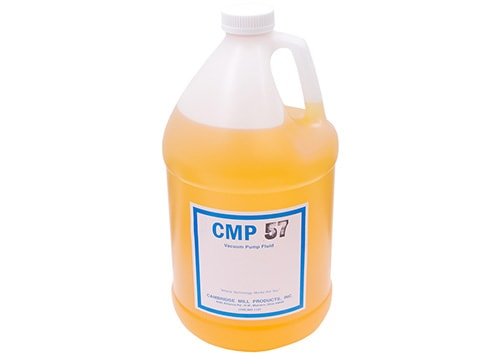 CMP 57 PUMP OIL Cover Image