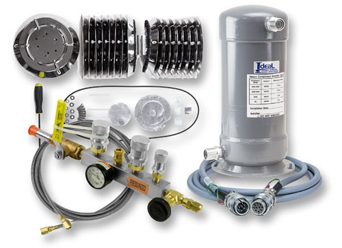 Cryo Kits, Parts & Accessories Cover Image