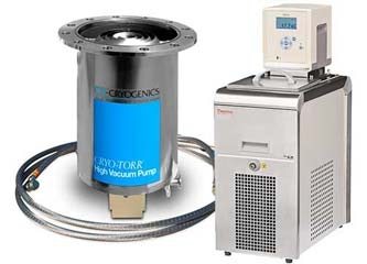 CRYOPUMPS AND CHILLERS Cover Image