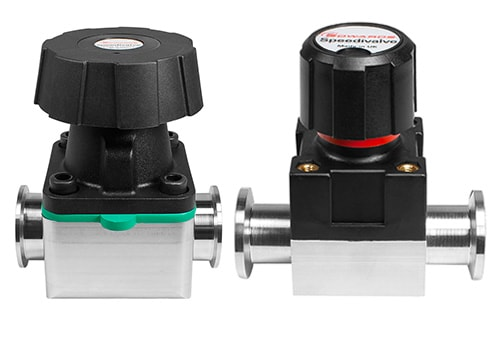 KF VITON DIAPHRAGM VALVES Cover Image