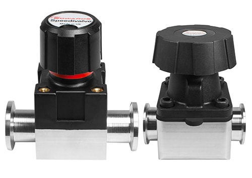 DIAPHRAGM VALVES Cover Image