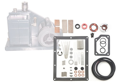 DUOSEAL BELT DRIVEN KITS Cover Image