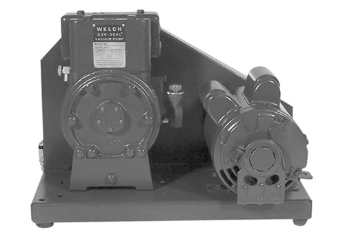 DUOSEAL BELT DRIVEN PUMPS Cover Image