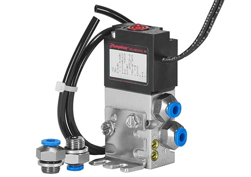 PNEUMATIC VALVE SOLENOID KITS Cover Image