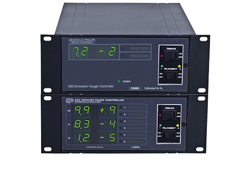 UHV ION GAUGE CONTROLLERS Cover Image