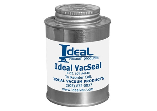 IDEAL VACSEAL Cover Image