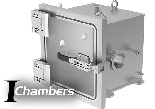 IVP STAINLESS STEEL CHAMBERS Cover Image