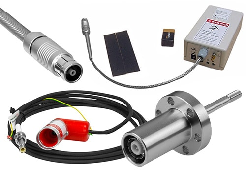 ION PUMP CABLES & ACCESSORIES Cover Image
