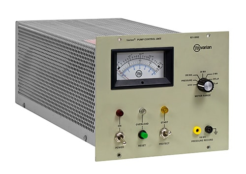 ION PUMP CONTROLLERS Cover Image