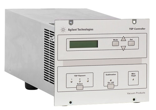 TSP ION PUMP CONTROLLERS Cover Image
