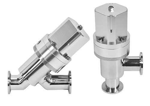 KF PNEUMATIC BELLOWS VALVES Cover Image