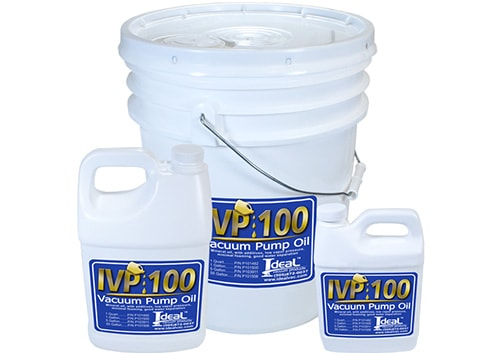 IVP 100 PUMP OIL Cover Image