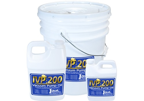 IVP 200 PUMP OIL Cover Image