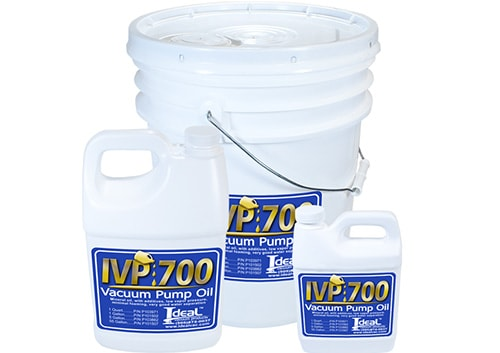 IVP 700 PUMP OIL Cover Image