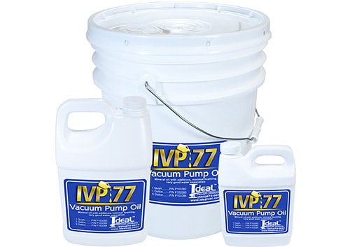 IVP 77 PUMP OIL Cover Image