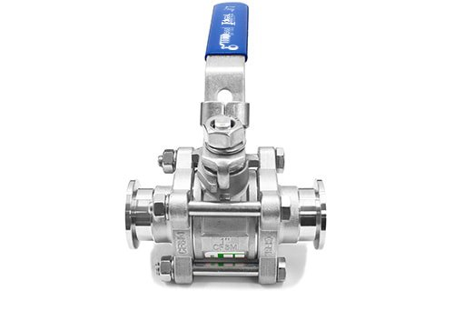 ISO-KF NW MANUAL BALL VALVES Cover Image