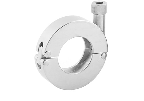 NUT CLOSURE HINGED CLAMP Cover Image