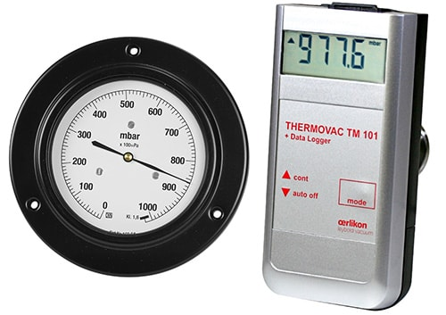CAPSULE & THERMOVAC GAUGES Cover Image