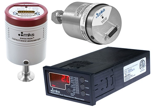 CAPACITANCE MANOMETERS Cover Image