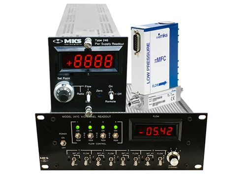 MASS FLOW CONTROLLERS Cover Image