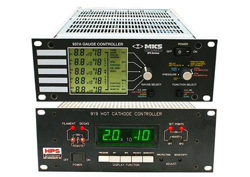 HOT CATHODE GAUGES Cover Image