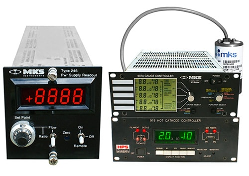 GAUGES & CONTROLLERS Cover Image