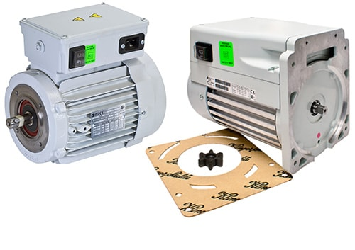 LAB EM AND RV SERIES MOTORS Cover Image
