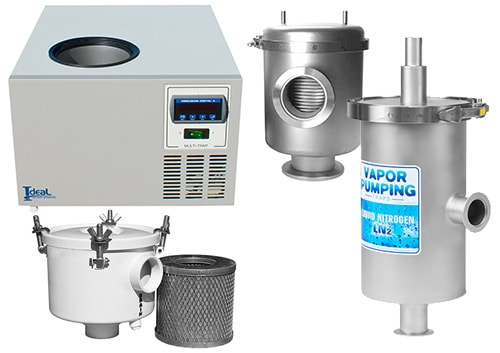 IDEAL VACUUM FILTERS & TRAPS Cover Image