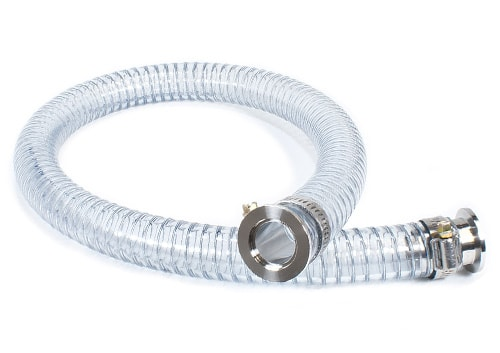 PVC FLEX HOSE WITH FLANGES Cover Image