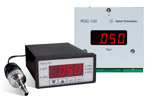 PRESSURE GAUGE CONTROLLERS Cover Image