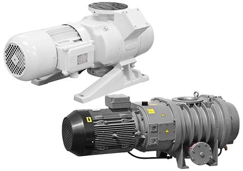 Roots Blower Vacuum Pumps | Ideal Vacuum