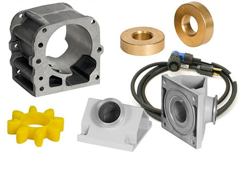 TRIVAC AND SOGEVAC PARTS Cover Image