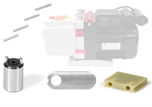 DUO SERIES PUMP PARTS Cover Image