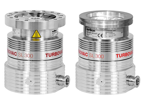 TURBOVAC TMP SL300 PUMPS Cover Image