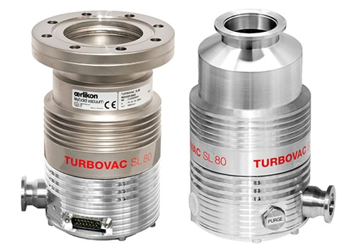 TURBOVAC TMP SL80 PUMPS Cover Image