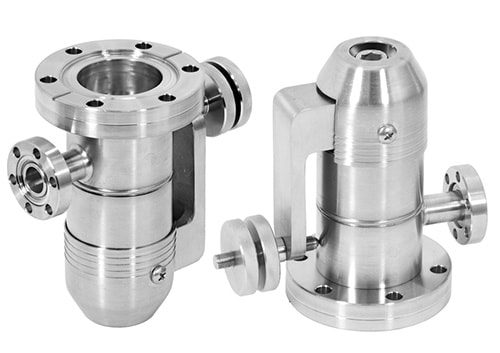 VARIABLE LEAK VALVES Cover Image