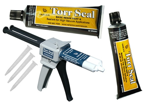 TORR SEAL SEALANTS & MIXERS Cover Image