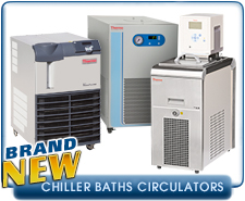 New Chillers Water Baths - Neslab
