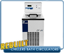 Rebuilt Chillers Water Baths - Neslab