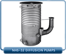 NHS-32 Diffusion Pumps