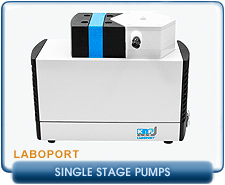 New KNF Neuberger Diaphragm Pumps - Laboport Series Pumps