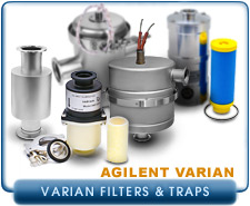 Varian Exhaust Mist Filters and Inlet Traps